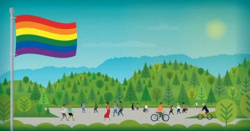 Celebrate Pride at UBC
