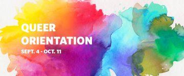 Queer Orientation 2019